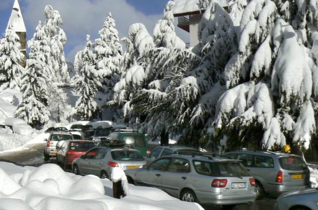El uso de neumáticos de nieve será obligatorio por Real Decreto