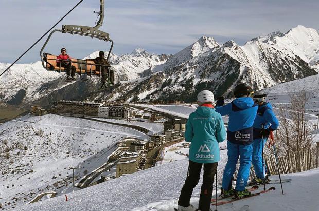 Confirmada la Copa del Mundo de Snowboardcross en Saint-Lary