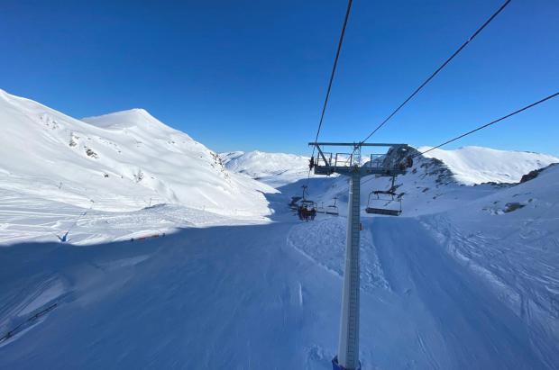 San Isidro y Leitariegos cierran una 'buena' temporada con 86.403 esquiadores y 1,8 millones en caja