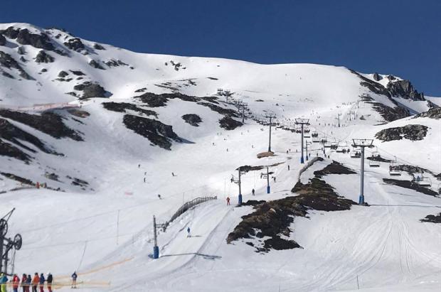 Balance: San Isidro cierra la mejor temporada de esquí de la última década con 132.880 esquiadores
