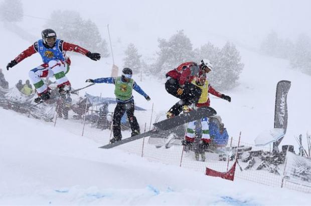 Descubre el Village que se instalará en Beret durante la Copa del Mundo Snowboard Cross