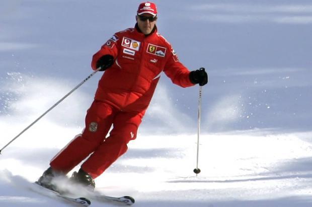 Una Go-Pro podría ser la causante de las lesiones de Schumacher