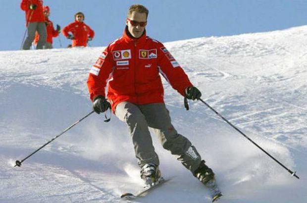 """La esposa de Michael Schumacher revela en un documental que """"Él no quería ir a la nieve"""""""