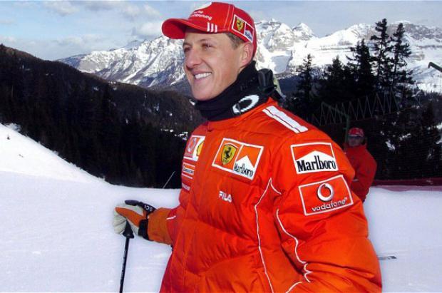 Crecen los rumores sobre el estado del piloto alemán Michael Schumacher