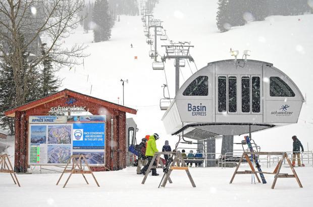 La estación de esquí de Schweitzer se une al Ikon Pass