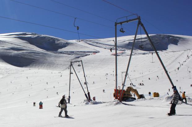 Cervinia abre el esquí de verano este miércoles 26 sin la conexión con Zermatt