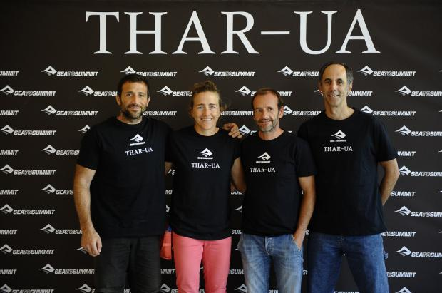 'THAR-UA' de Sea to Summit, descubre la cara menos conocida del deporte extremo