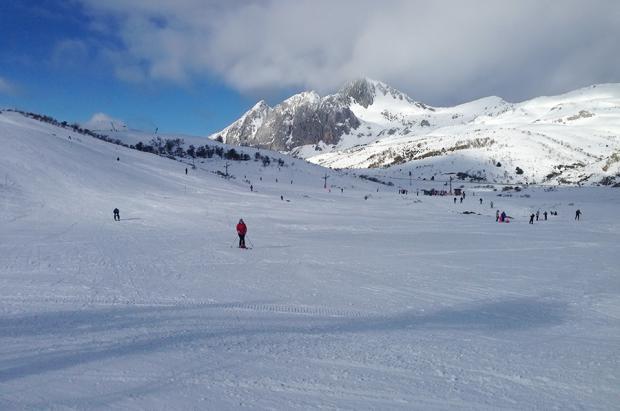 18.000 esquiadores pasaron por las estaciones de León durante las Navidades