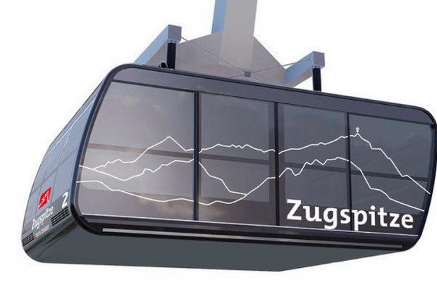 El nuevo teleférico al Zugspitze se inaugurará en diciembre de 2017 y costará 50 millones