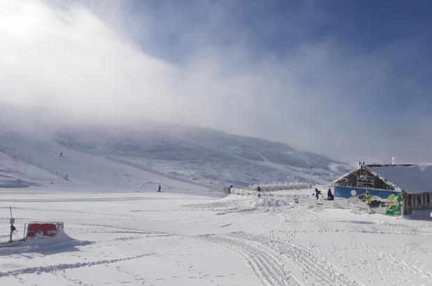 Serra da Estrela se convierte en la segunda estación de esquí en abrir en la Península