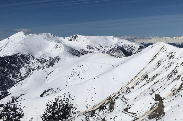 Valles de Tor y Setúria, un nuevo destino exclusivo para los deportes de montaña