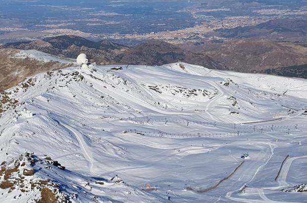Sierra Nevada busca expandirse ampliando el área esquiable, nuevos hoteles y chalets de lujo