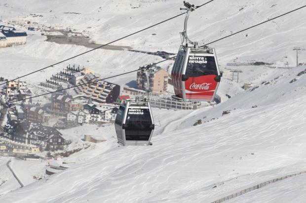 Cetursa quiere renovar cuatro remontes de Sierra Nevada con fondos europeos antes del 2025