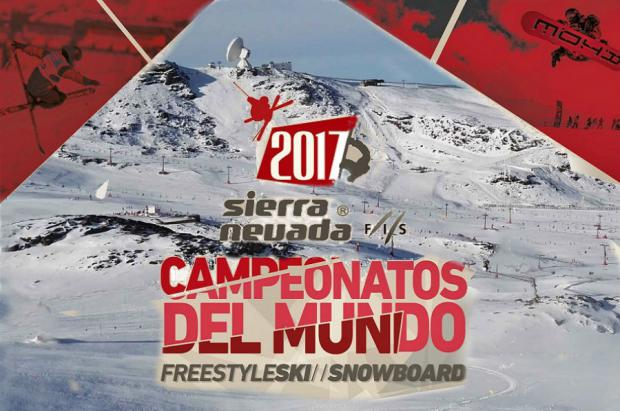 Sierra Nevada define el calendario del Mundial Freestyle Ski & Snowboard 2017