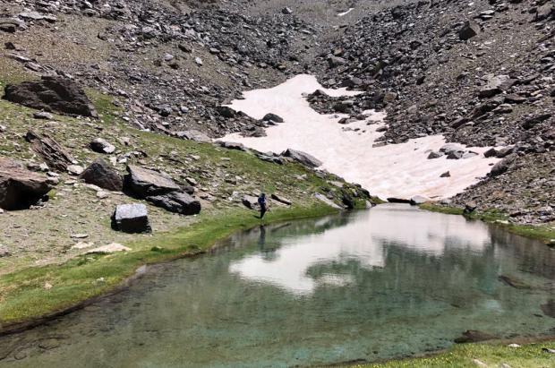 Sierra Nevada recorre este fin de semana las espectaculares lagunas de la fusión de la nieve