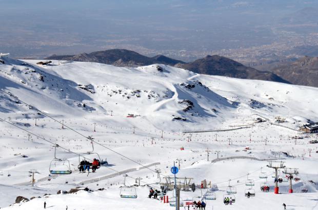 Balance invierno 2019-20 Sierra Nevada: casi un millón de usuarios a pesar del coronavirus