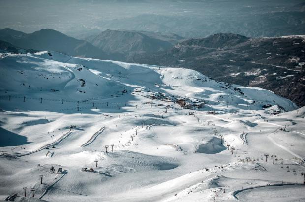 Sierra Nevada abre el 18 de diciembre con uno novedoso sistema de control de aforo
