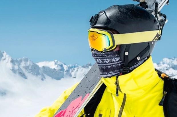 Mascarilla obligatoria en las 38 estaciones de esquí del Pirineo francés