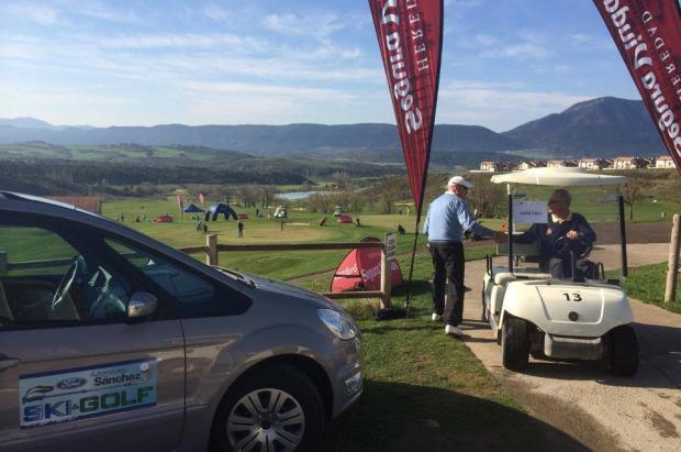 Arranca el Campeonato Nacional de Esquí y Golf en Astún y las Margas