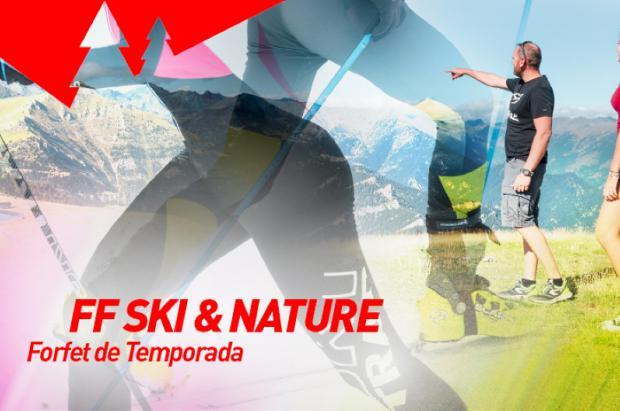 Pal Arinsal lanza el forfait Ski&Nature y anuncia la gestión del Refugio Comapedrosa