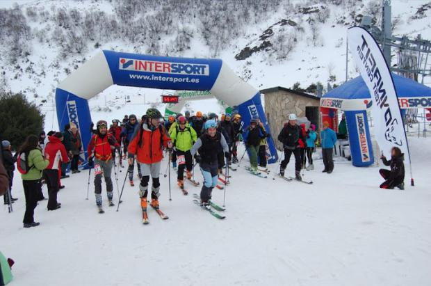 "Valgrande-Pajares acoge este fin de semana el campeonato ""Ski Race Cuitu Negru"""
