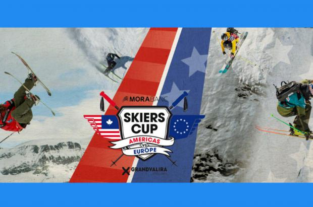 El freeski se la juega en Grandvalira: duelo América Vs Europa de la Skiers Cup