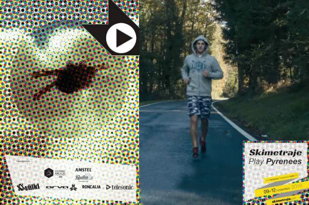 Llega a Pamplona la V Edición de Skimetraje: Play Pyrenees 2016