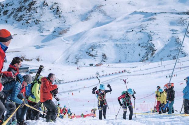 Boí Taüll acogerá los Europeos para consolidarse como una referente del skimo a nivel mundial