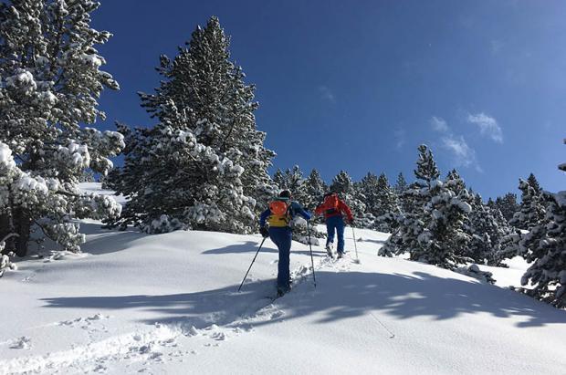 Suspenden la búsqueda del esquiador desaparecido hace una semana en Formiguères