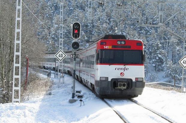 Renfe y FGC renuevan la oferta de billetes combinados Skitren para esquiar en La Molina y Vall de Núria