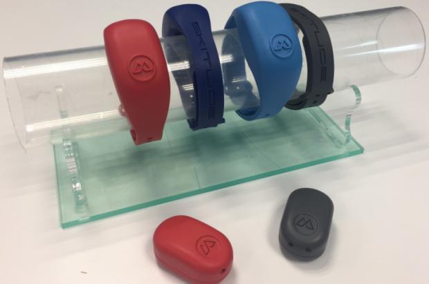 Nueva pulsera para acceder a las pistas y registrar tu actividad