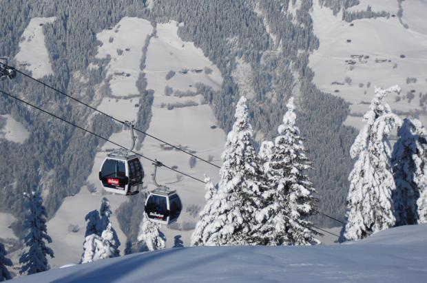 SkiWelt: el mayor dominio de Austria llega a los 280 km de pistas