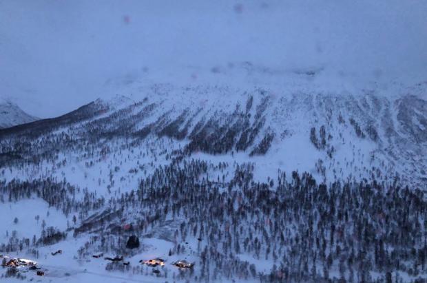 La policía noruega da por muertos a 4 turistas de Suecia y Finlandia desaparecidos en una avalancha