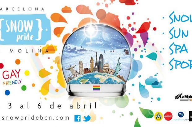 Esta semana se celebra el SnowPrideBCN en La Molina, Memorial Pocatraça en Vall de Núria y carreras sociales en Espot Esquí