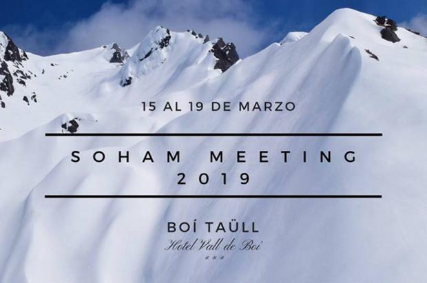 En marzo llega el Soham Meeting 2019 en Boí Taüll, una experiencia diferente