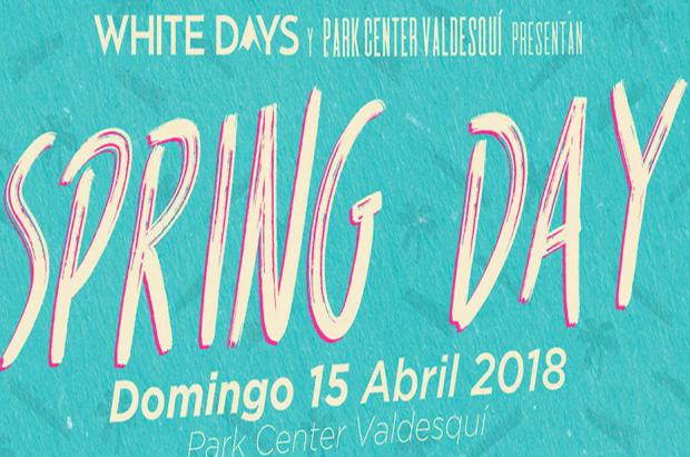 Spring Day primera edición con White Days en el Park Center Valdesquí