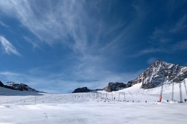 20 estaciones de Europa donde esquiar este mes de octubre