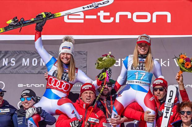 El croata Zubcic gana su primer gigante en Japón y la suiza Gut dos descensos en Crans Montana