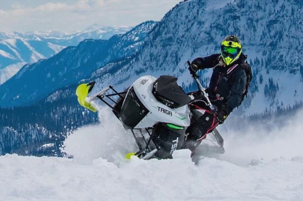 Nuevas motos de nieve eléctricas Taiga: 180 CV, de 0-100 km/h en 2,9 segundos y 15.000 dólares