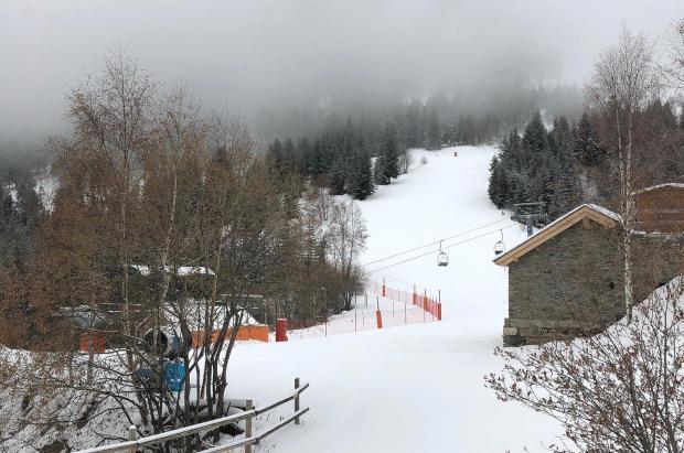 Tavascan prevé abrir las pistas de esquí alpino este sábado 14 de diciembre