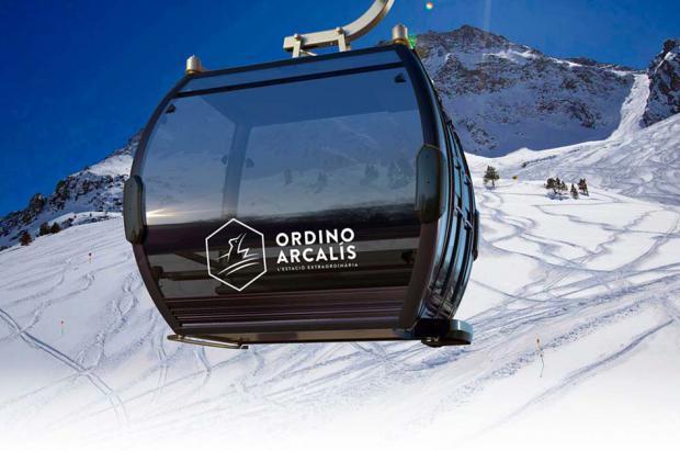 Éxito de ventas del Forfait de Temporada de Ordino Arcalís en la Fira de Andorra