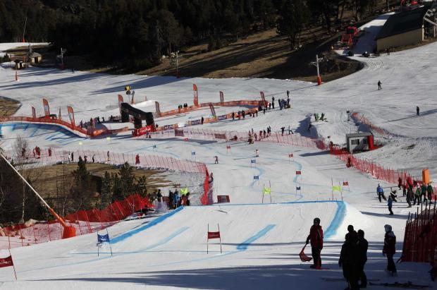 Ya está preparada la Ceremonia inaugural de los Campeonatos del Mundo de Telemark