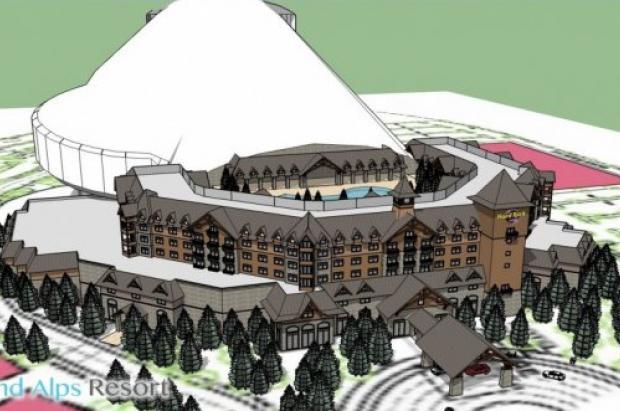 The Grand Alps en Texas, la futura estación indoor más grande del mundo