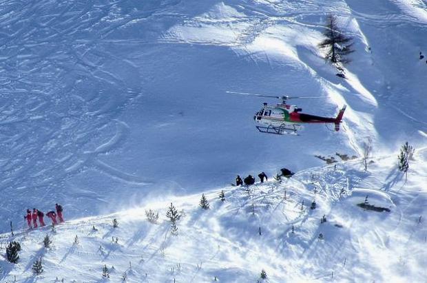 Una avalancha mata cuatro personas en Tignes, hay cinco desaparecidos más