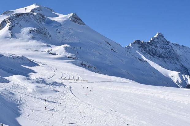 Espectacular primer fin de semana de esquí en Tignes y Les 2 Alpes con mascarilla