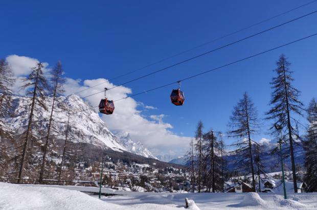 Italia no abrirá las estaciones de esquí antes del 18 de enero