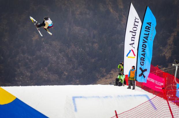El Grandvalira Total Fight llegará a finales de marzo con nueva categoría femenina en snowboard