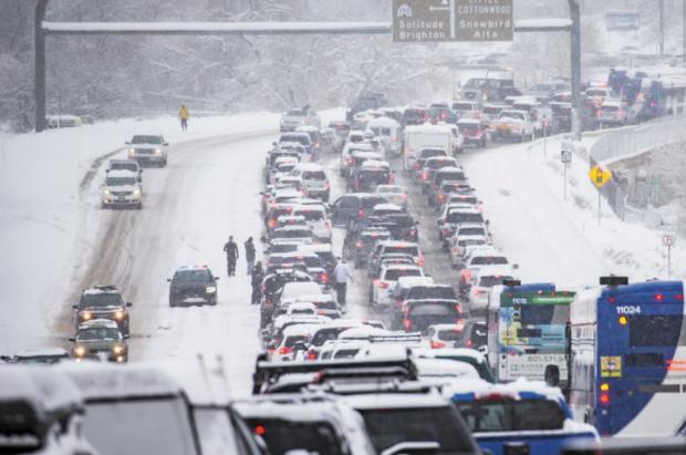 Telecabina o autobús: la solución para reducir el tráfico de coches a las estaciones de esquí