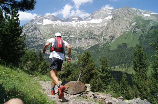 Las Montañas de Aramón, escenario natural para las mejores competiciones deportivas del verano
