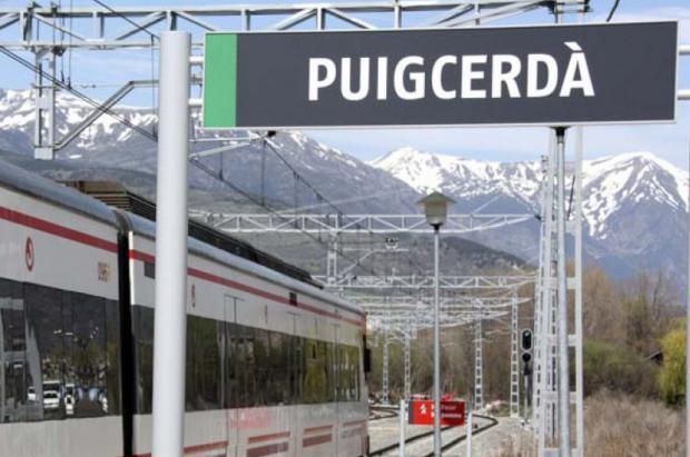 Un joven matemático presenta un proyecto para unir por tren Barcelona y Andorra por la Cerdanya